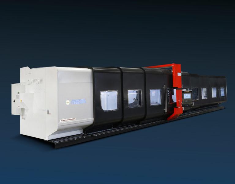 Tornio a CNC | ATL MEGALOS evo – Banco 1100mm
