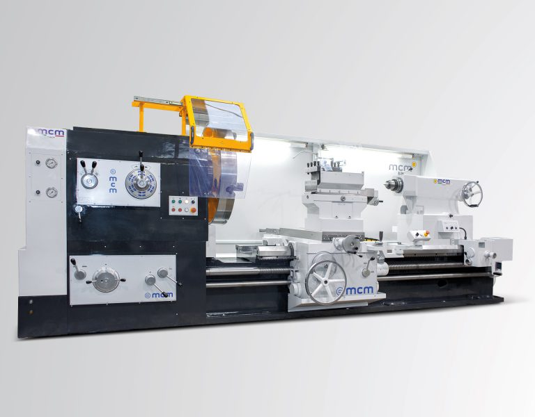 Conventional Lathe TC MEGALOS – Bed width 1100mm
