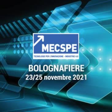 MECSPE Bologna | 23-25 Novembre 2021